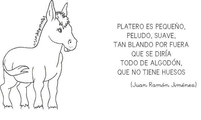 Pin de Maria Jose Reina Fernandez en PLATERO Y YO | Ecards