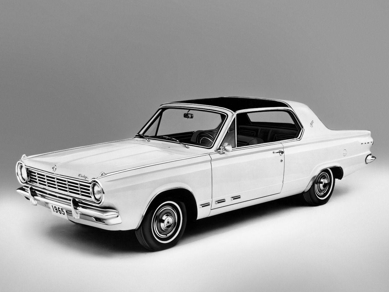 1965 Dodge Dart White I Loved This Car When I Had One With Images