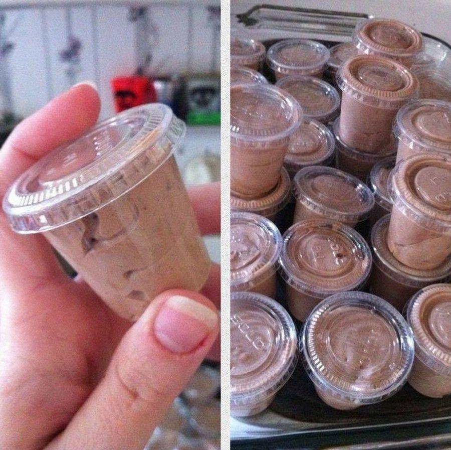 Yummy Drinks, Pudding Shots