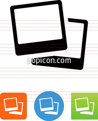Pictures Icon - Illustration from Popicon