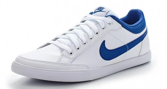 new styles d3611 5cd17 zapatillas Nike Capri III low lthr