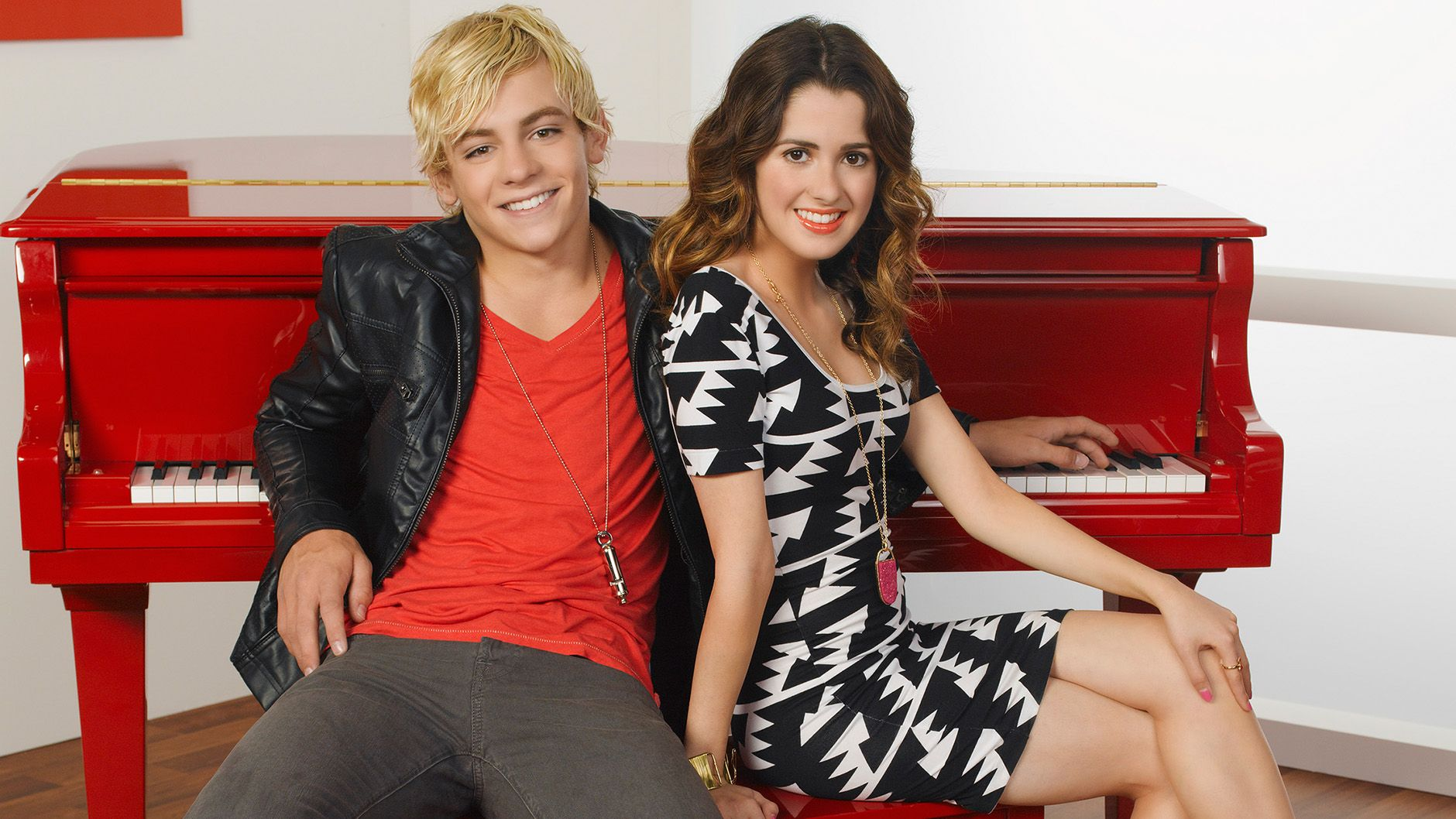 It Cant Get Better Than This Austin And Ally Laura Marano Austin