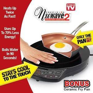 As Seen On Tv Nuwave Induction Cooktop Burner Ebay Induction Cooktop Outdoor Kitchen Appliances Cooktop