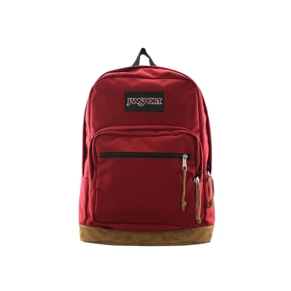 more photos 45d4b 5c3f3 Jansport - Right Pack - Viking Red