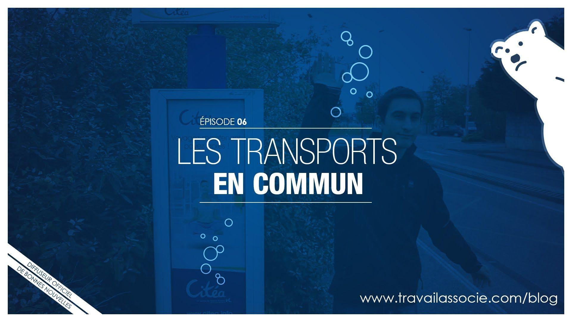 Au tour de Nicolas, stagiaire en gestion de projet à l'agence de communication Travail & Associé à Valence, de réaliser sa bonne action. Utiliser les transports en commun participe à la protection de l'environnement. Cela se traduit par une réduction de l'émission de gaz à effet de serre et une collectivité plus saine. #developpement #durable #valence #drome #ecologique  Pour en savoir plus, rendez-vous sur le blog de l'agence : www.travailassocie.com/blog