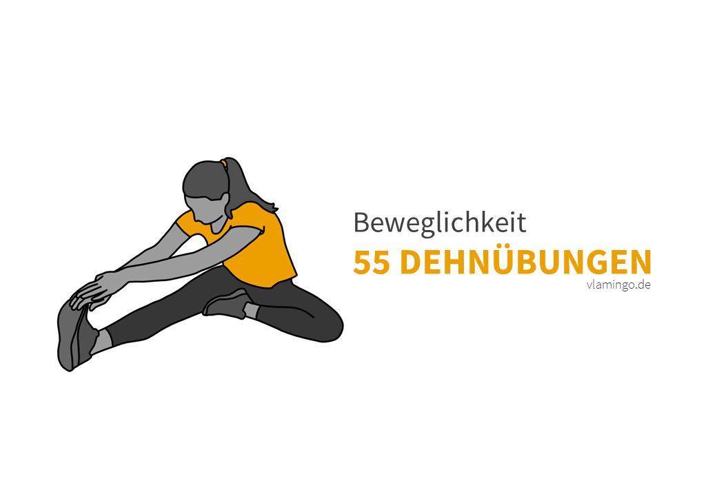Photo of 55 Dehnübungen für alle Muskelgruppen