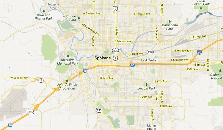 Spokane Wa Neighborhoods Map Best Worst Neighborhoods Guide Neighborhood Guide The Neighbourhood Spokane