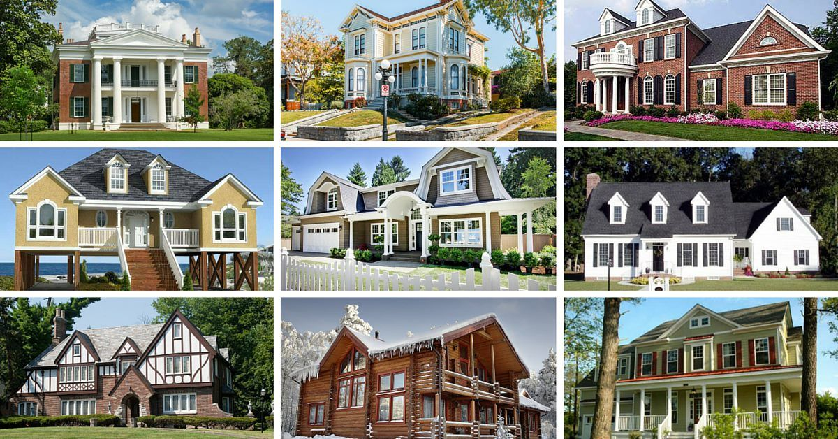 32 Types of Architectural Styles for the Home (Modern, Craftsman