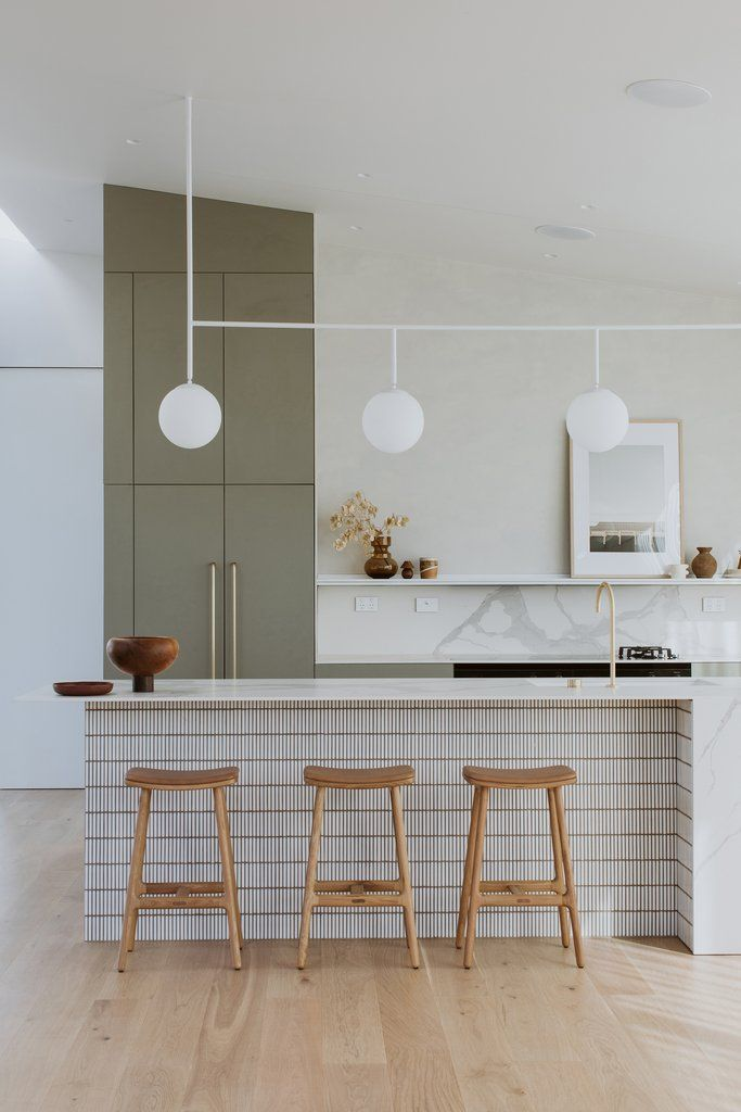 Island Bay House: Kitchen