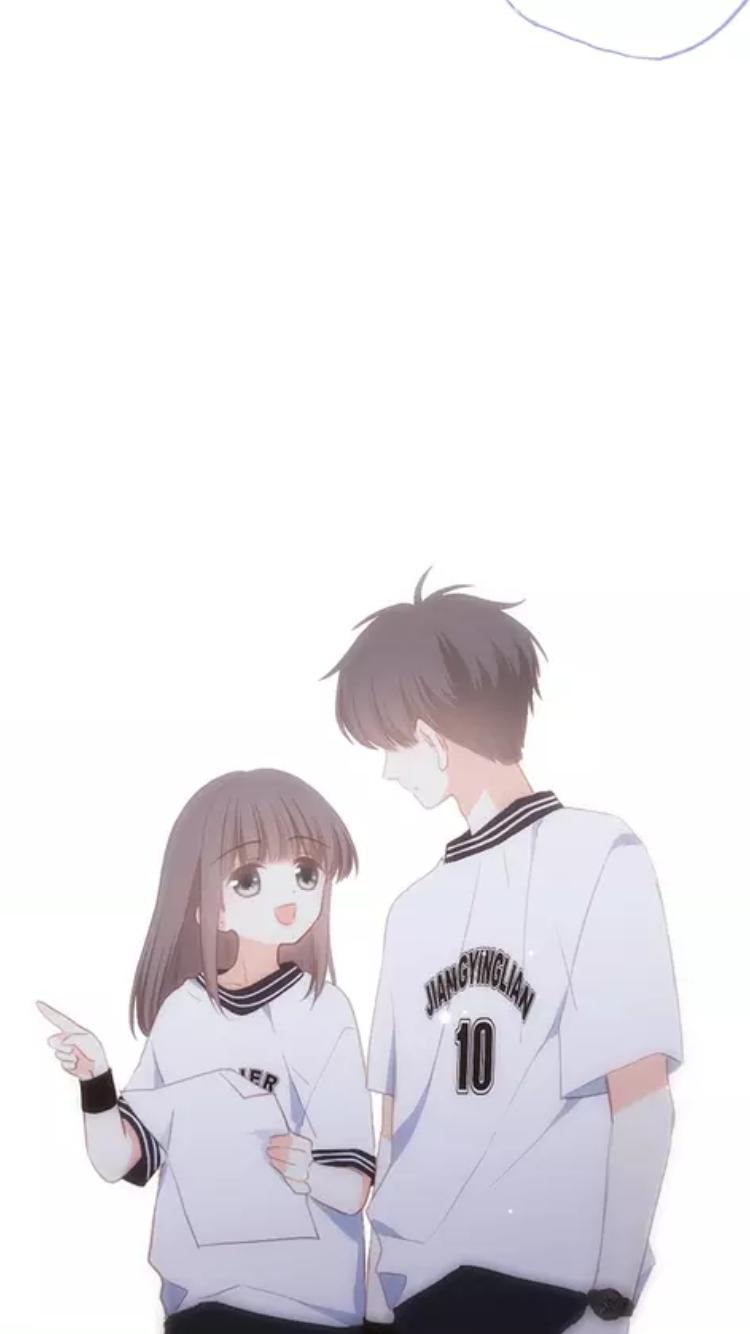 Ghim của 小美🌸🦄🌈 trên 怦然心动 Anime, Manhwa, Cặp đôi