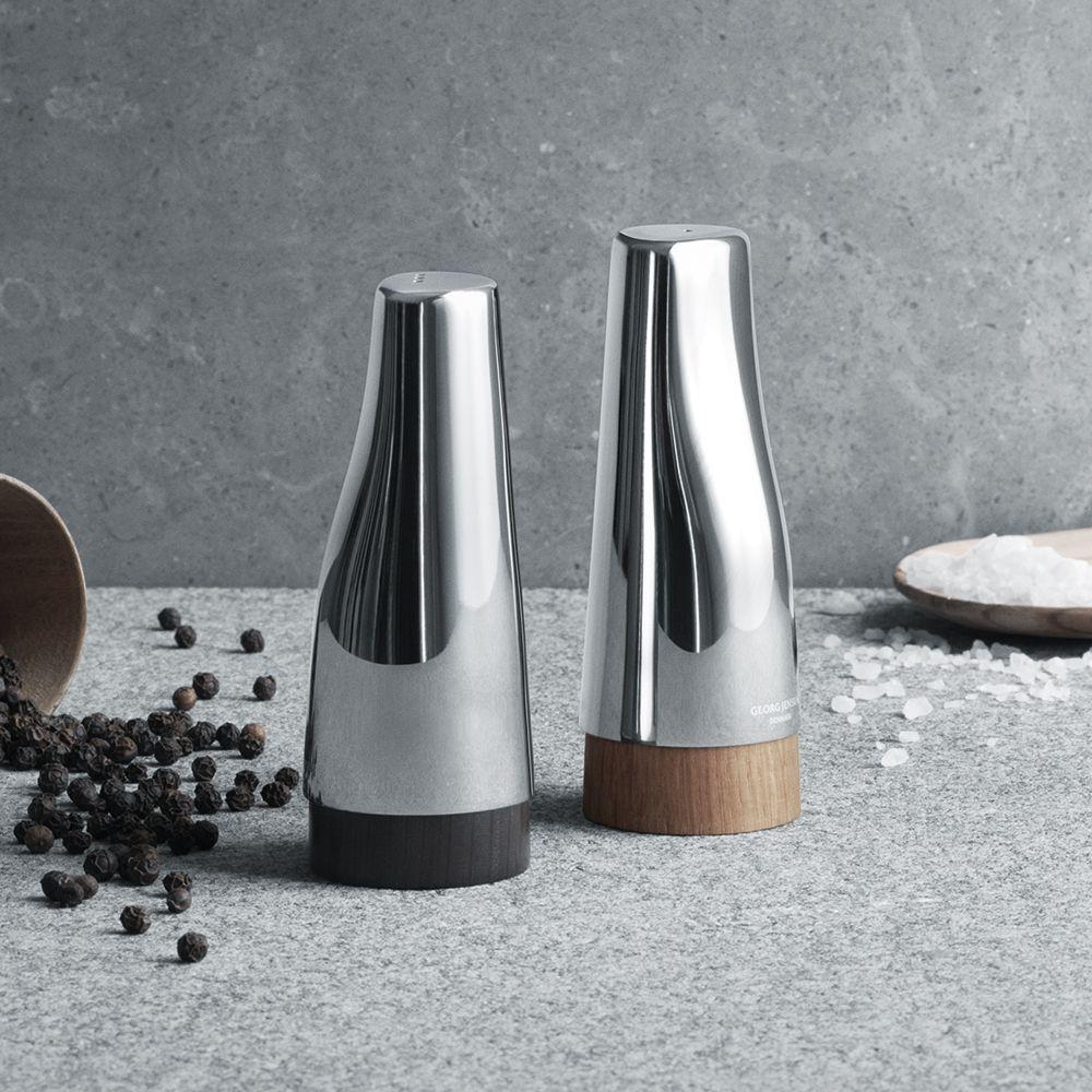 Barbry Salt- & Pepper Shakers, Georg Jensen
