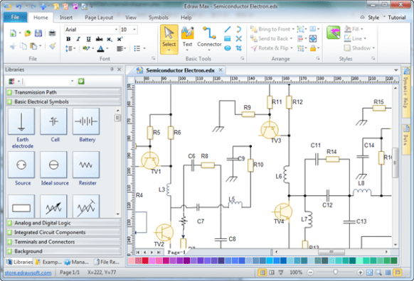 How You Can Attend Schematic Drawing Software With Minimal Budget Schematic Drawing Software Drawing Software Schematic Drawing Electrical Circuit Diagram