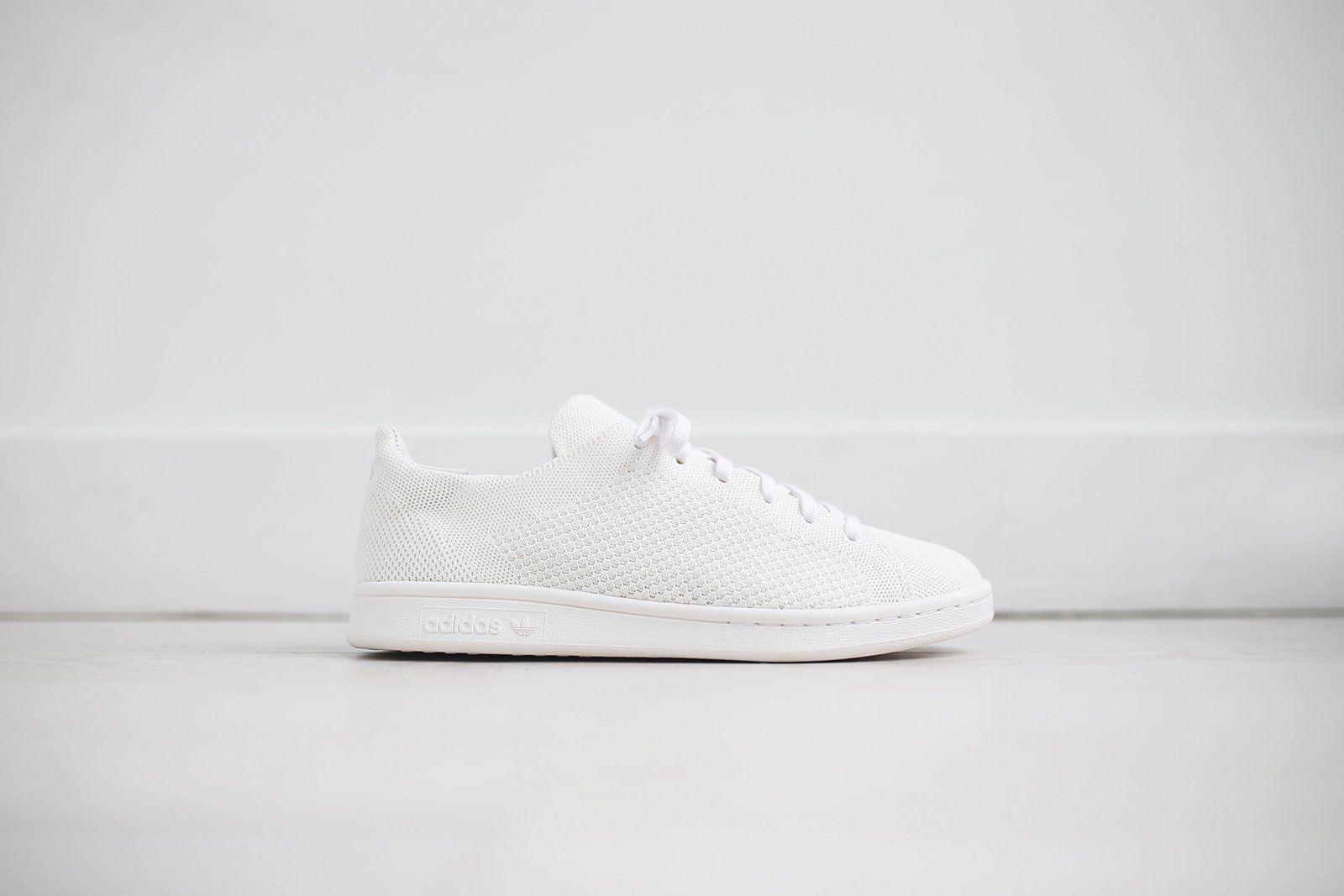 8c959a3a56712 adidas Originals x Pharrell Williams Hu Holi Stan Smith BC - Triple White