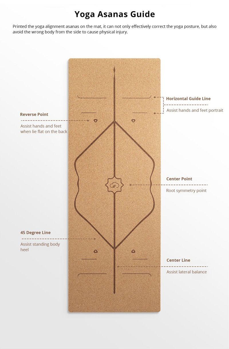 50++ Body by yoga cork mat trends