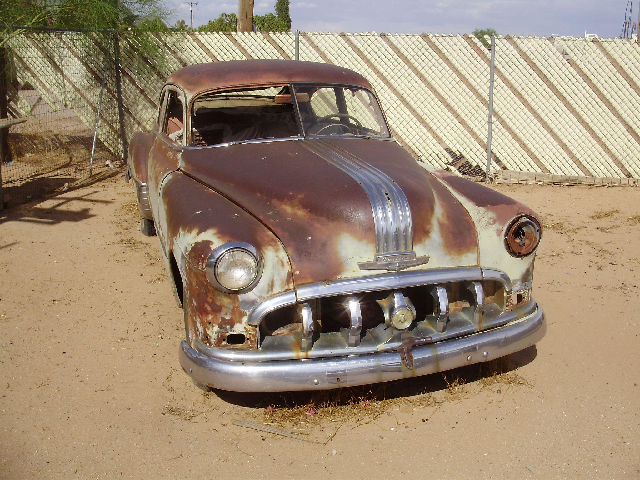 1950s Cars with Names | AutoTrader Classics - 1950 Pontiac ...