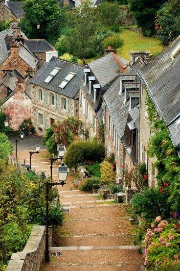 Lannion. Francia