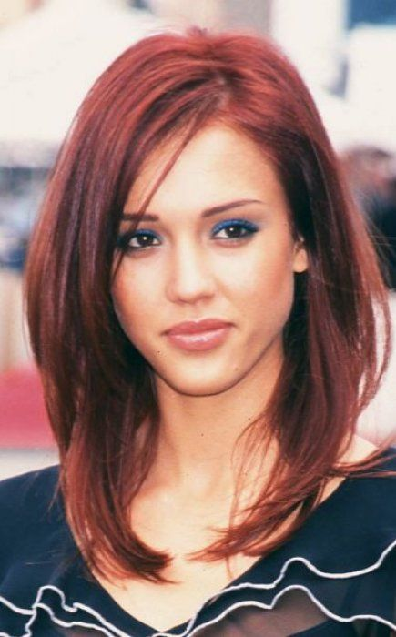 Idee coupe cheveux long brun