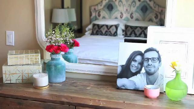 Missglamorazzi Ingrid Nilsen Home Makeover Part 2 Bedroom
