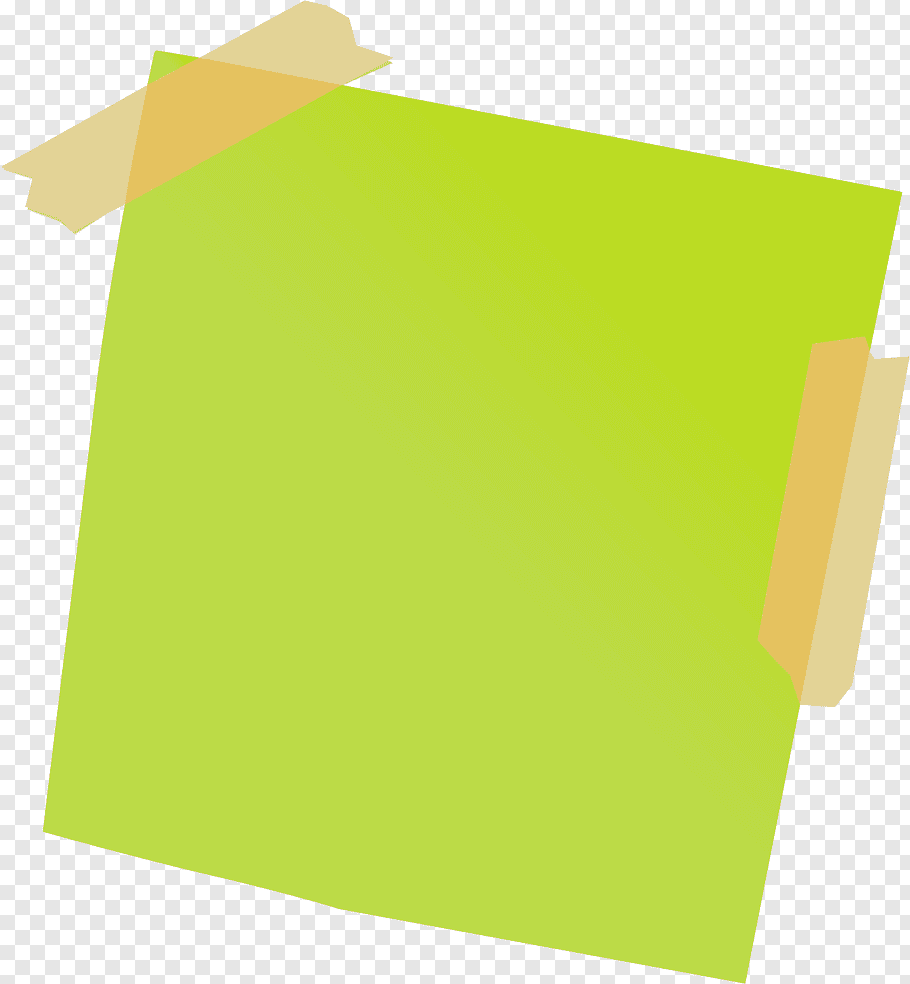 Post It Note Paper Adhesive Tape Sticky Note Green Sticky Note Free Png Note Paper Sticky Notes Post It Notes