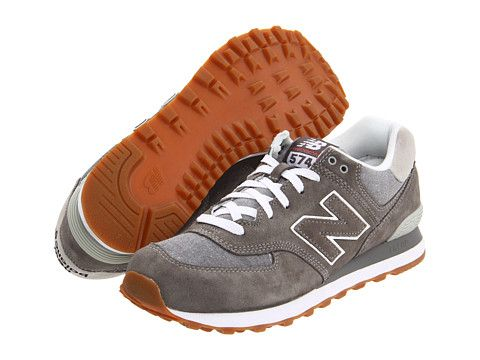 newest collection 444c0 650be New Balance Classics M574 Grey - Zappos.com Free Shipping ...