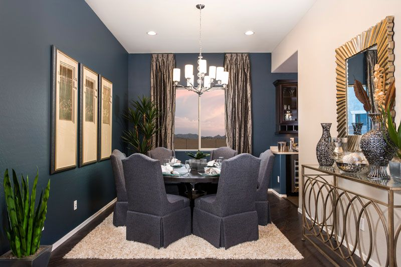 4521 Dining Room at Homestead at Meridian in Queen Creek, AZ ...