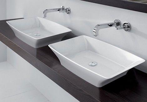 Countertop Basins 4 New Basin Designs From Victoria Albert 2009