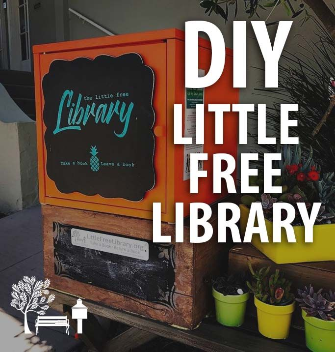 9d88a7a9cb If you ve been wanting to build your own Little Free Library book exchange