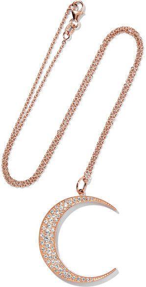 14-karat Gold Diamond Necklace - one size i and i jewellery 1C9qRG3
