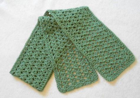 Beginners Crochet Scarf Beginner Crochet Crochet Scarfs And Scarves