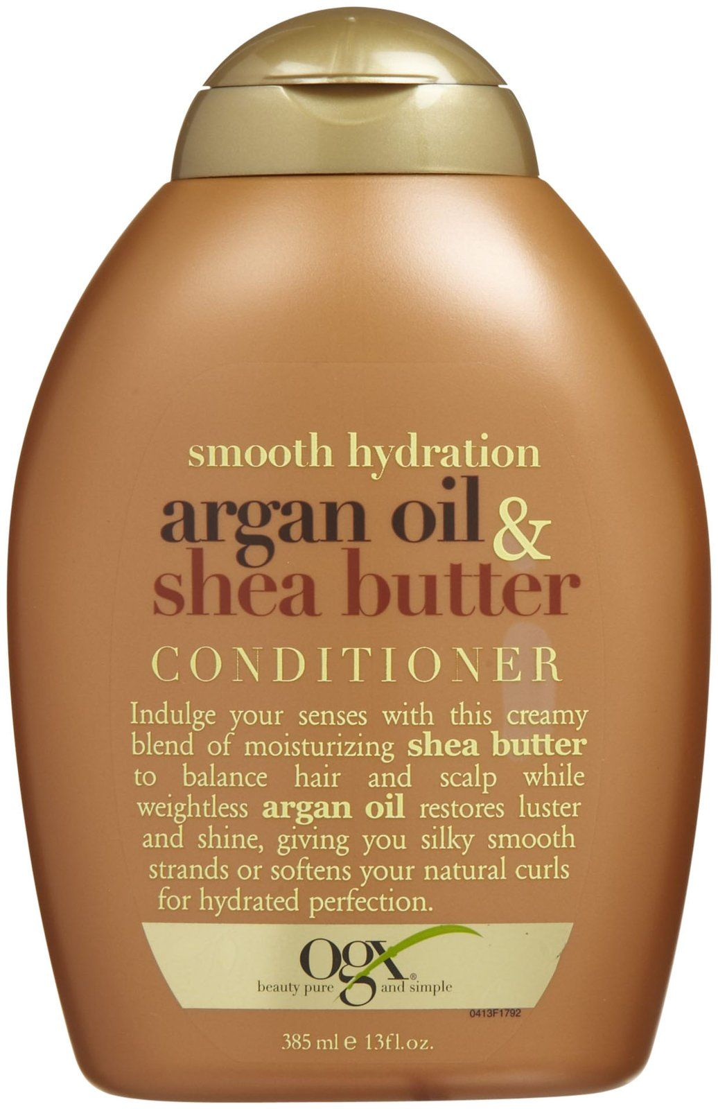 Ogx Smooth Hydration Argan Oil & Shea Butter Conditioner