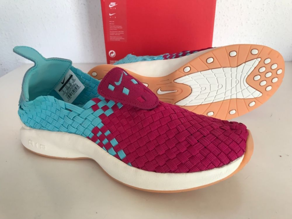 5e199b9a3c3c NEW Nike Air Woven Blue Sport Fuchsia US 8 Women Shoes Slip-On 302350-400   fashion  clothing  shoes  accessories  womensshoes  athleticshoes (ebay  link)