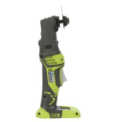 RYOBI 18-Volt ONE+ JobPlus Base with Multi-Tool Attachment