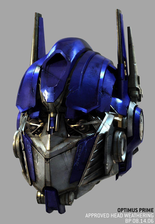 Trans-Optimus Head Glyphs and Weathering XL   Cartoon ...  Trans-Optimus H...
