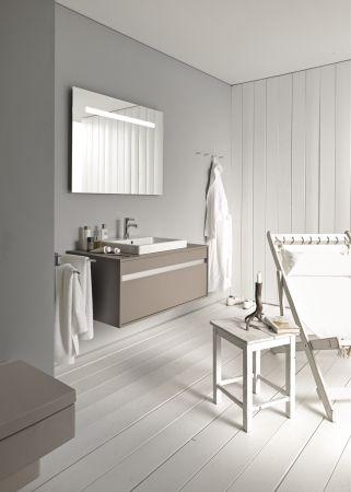 Duravit Bathroom Design Series Vero Washbasins