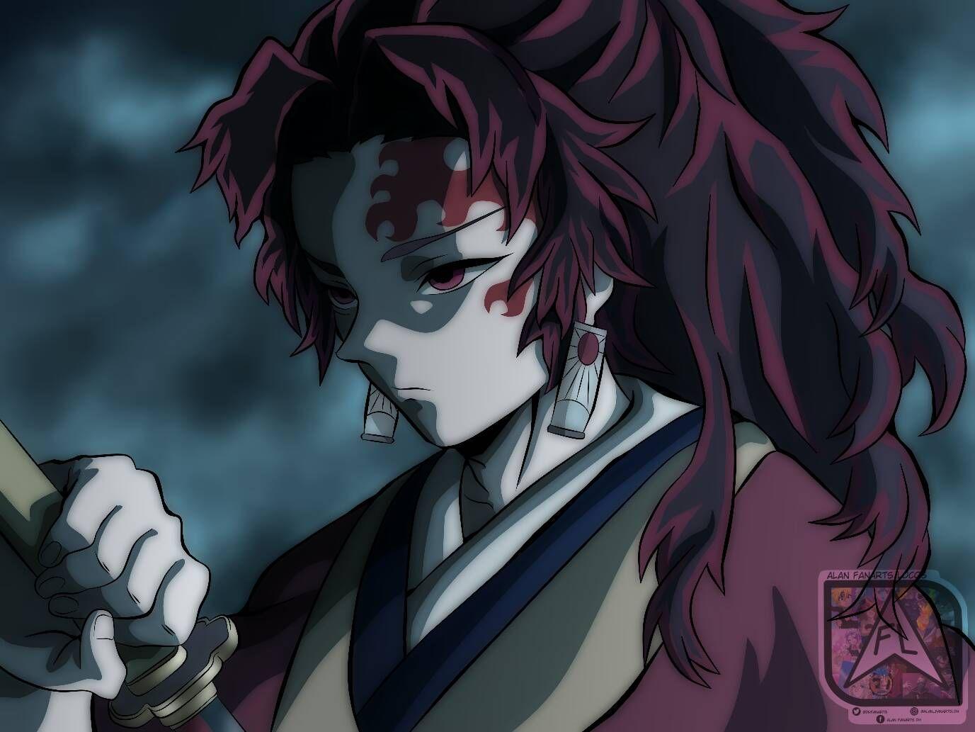 Yoriichi - kimetsu no yaiba by AlanFanartsDH on DeviantArt