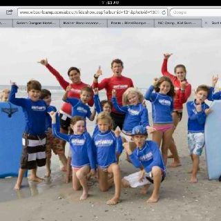 Wrightsville Beach Surf Camp for kids... http://www.wbsurfcamp.com/about/slideshow.asp?albumid=131=13055