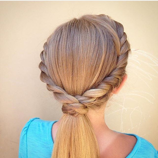 Check out the Rope Twist French Braid Ponytail created by @hairbycattaneo.  Get the tutorial for this quick and easy hairstyle on our YouTube channel or click the link over in our bio!  Share and tag your Sam Villa inspired hairstyles with #samvilla for your chance to be featured! #samvilla #samvillahair #ropetwist #hair #hairstyles #beauty #stylist #hairstylist #texture #ponytail #braids #braidparade