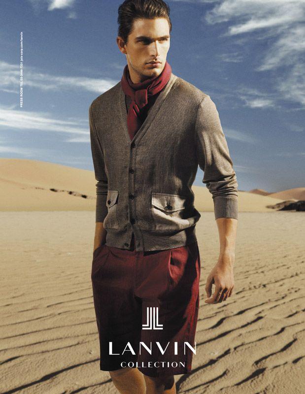LANVIN COLLECTION 2013 SPRING&SUMMER | WORKS | デキスギ D.K.S.G. #lanvin #fashion #visual #design #Advertisement #dekisugi