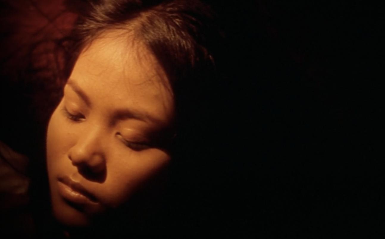 Sleeping | Horror movies, Face, Baby face