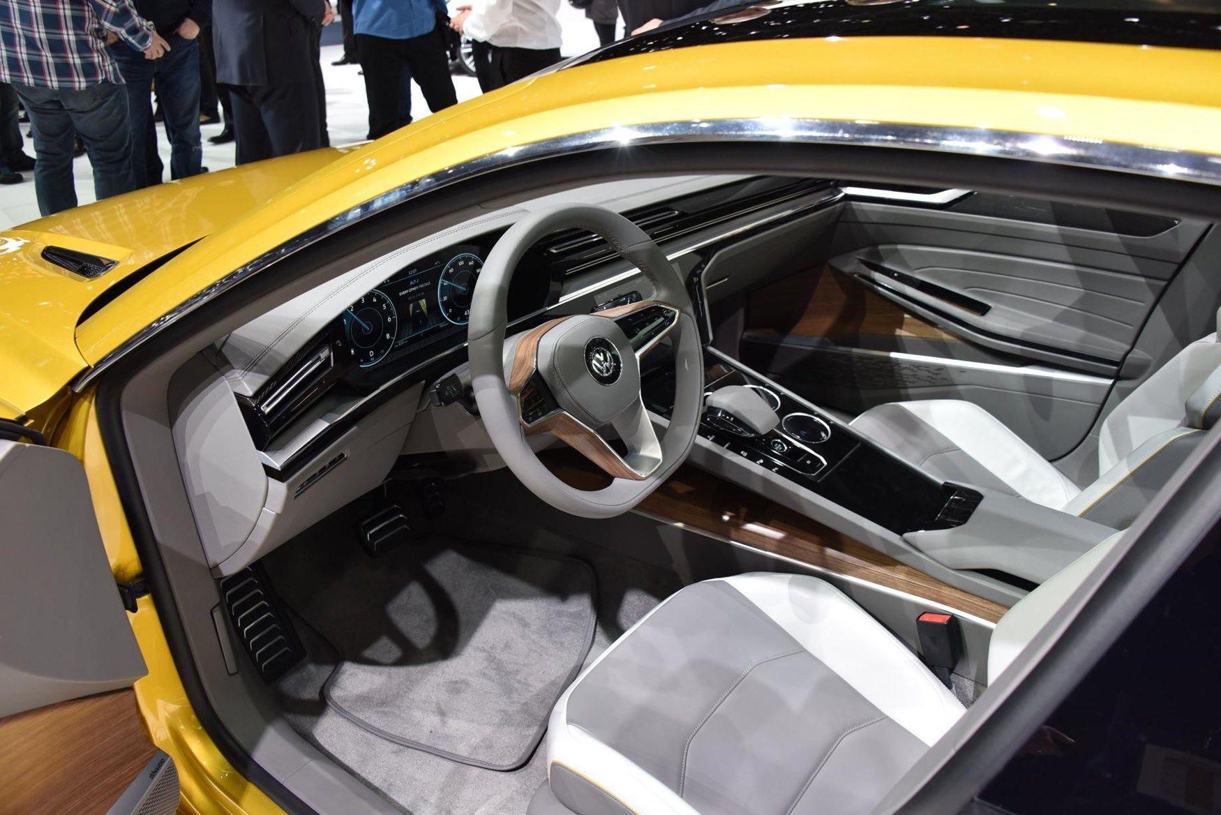 Volkswagen Sport Coupe Concept GTE Поиск в Google