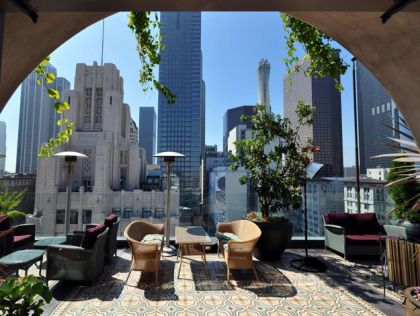 LA's Best Bars For Business Drinks | Best rooftop bars ...