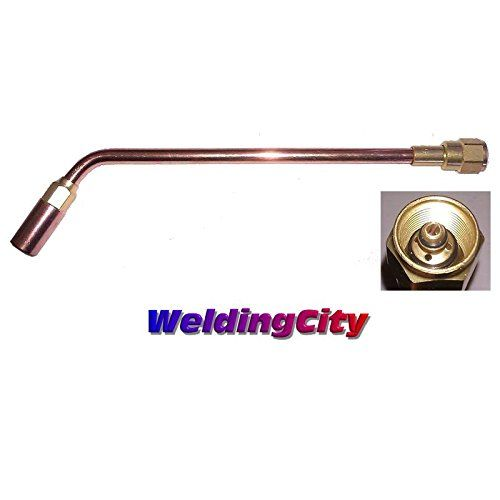 Cheap Weldingcity Heavy Duty Propane Natural Gas Heating Tip Rosebud 8 Mfn Size 8 For Victor Oxyfuel 300 Series Torch Deals Week