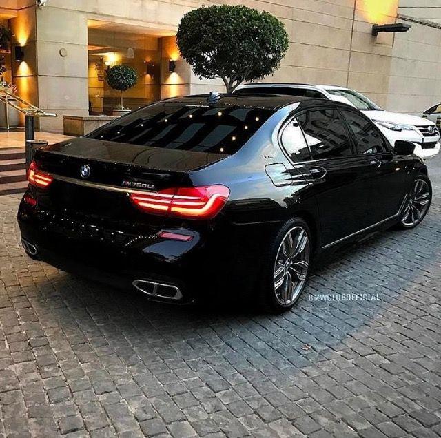 Bmw Mpower M760 Bmw Luxury Cars Bmw Bmw Car