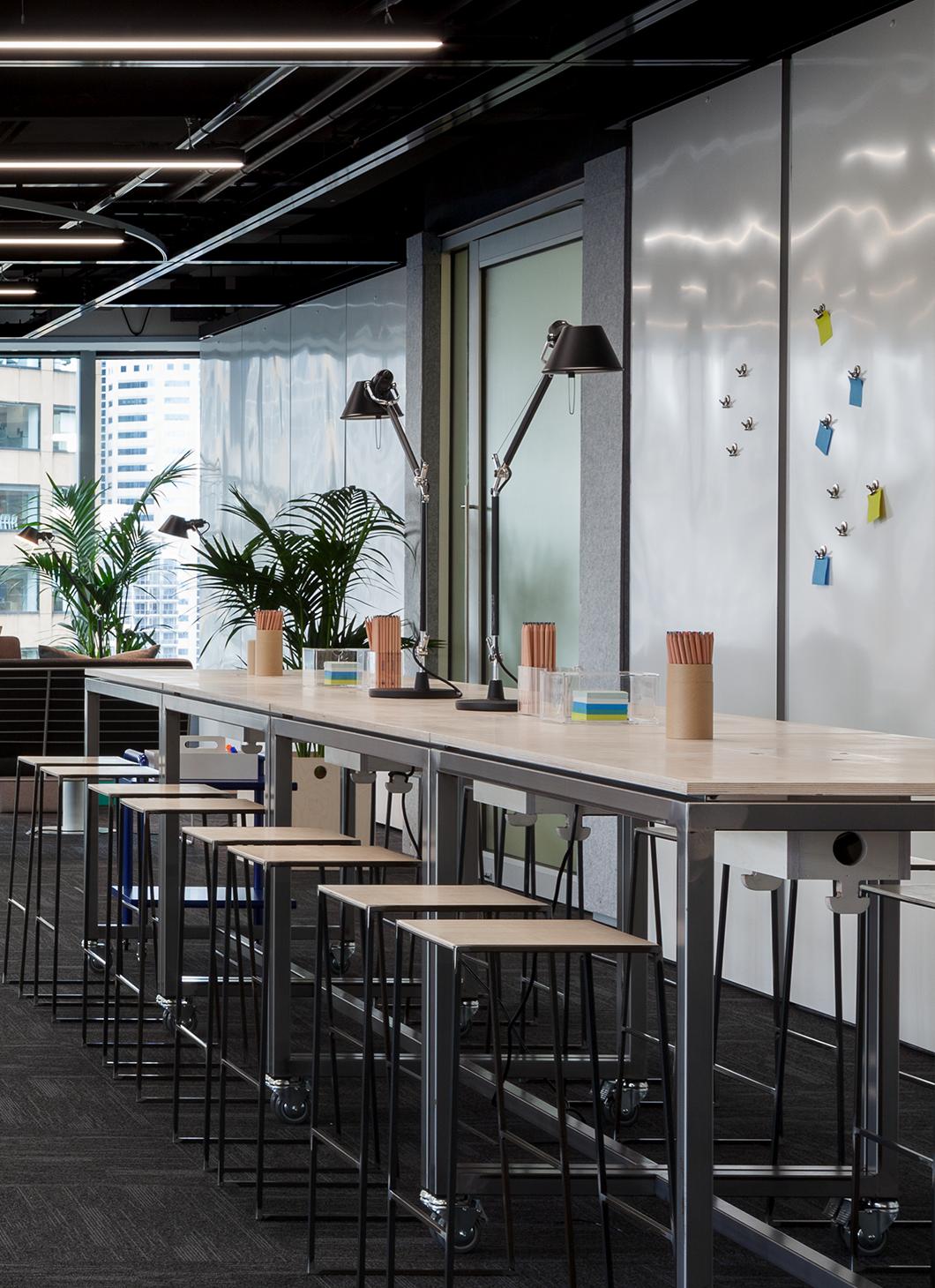 zunica ey design studio workzone workspace pinterest