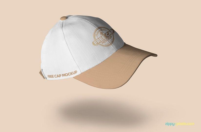 Download Cap Mockup Baseball Free Psd Download Zippypixels Mockup Clothing Mockup Hats