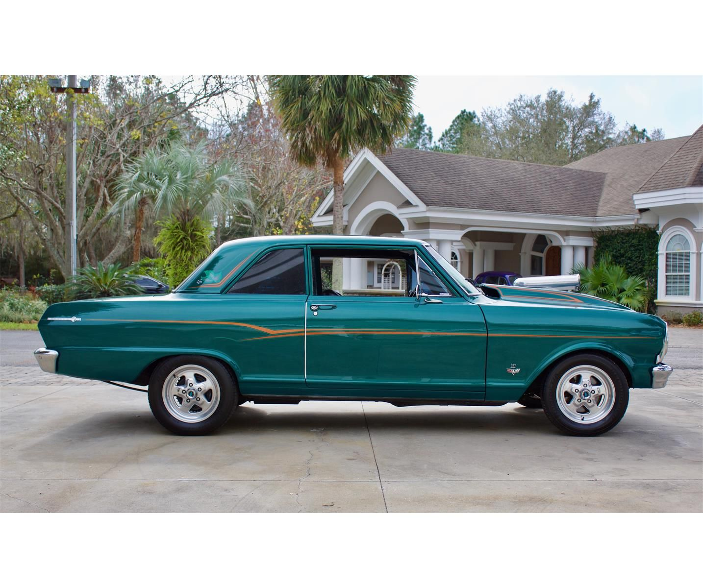 Large Photo Of 65 Nova Part
