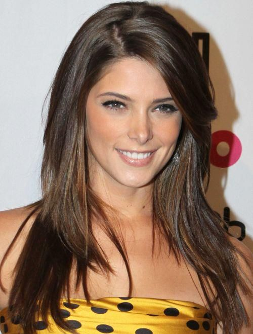 Brown Hair with Caramel Tips | 28 Alluring Dark Brown Hair With Caramel Highlights For 2013 ...