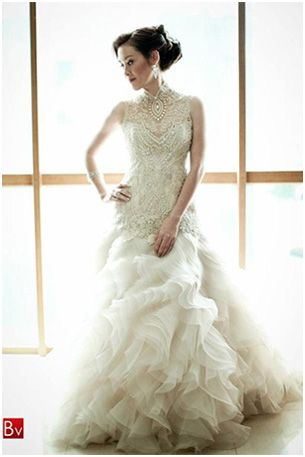 Top 10 Philippines' Best Wedding Couturiers | Surreal Princess ...