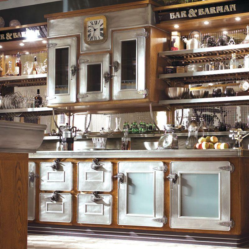 Marchi Group – Esclusiva – Cucina – Bar e Barman | Kitchens ...
