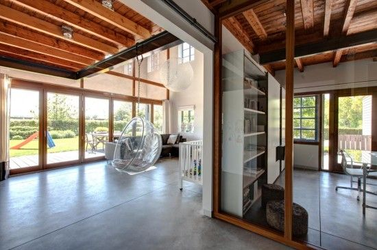 Renovation - Flower Bulb Shed | Bastiaan Jongerius Architecten I Lisse, The Netherlands